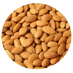 Almonds 500 g Pouch