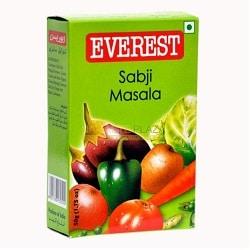 Everest Sabji Masala 100g