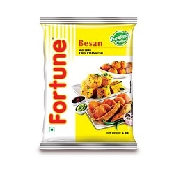 Fortune Besan 1 kg Pouch