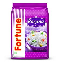 Fortune Rozana Basmati Rice 1kg