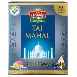 Taj Mahal Earl Grey 10 Tea Bags