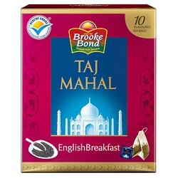 Taj Mahal English Breakfast 10 Tea Bags