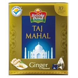 Taj Mahal Ginger 10 Tea Bags