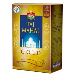 Taj Mahal Gold Tea 250 gm