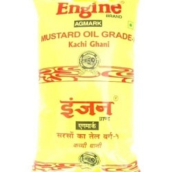Engine Mustard Oil - 1 L