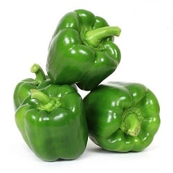 Capsicum Green  (हरा शिमला मिर्च)