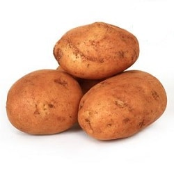 Red Potato 2.5 Kg