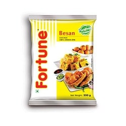 Fortune Besan 500 g Pouch