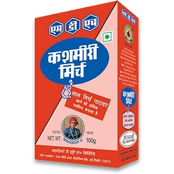 MDH Kashmiri Mirch Powder (100 g)
