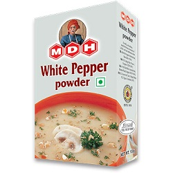 MDH White Pepper (100 g)