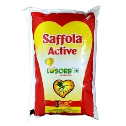 SAFFOLA ACTIVE VEGETABLE OIL (1L)