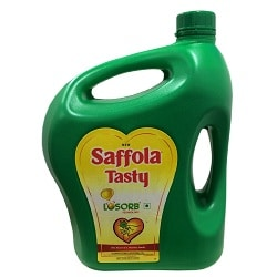 SAFFOLA TASTY VEGETABLE OIL (5L)