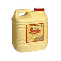 Scooter Mustard Oil 5L