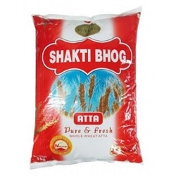 Shakti Bhog Atta Pure & Fresh Whole Wheat Atta