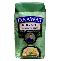 Daawat - Biryani Basmati Rice (1KG)