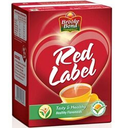 Brooke Bond Red Label Tea 250 gm