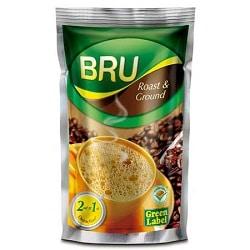 Bru Coffee Roast and Ground 500 gm