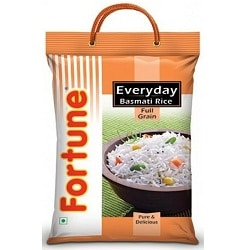 Fortune Everyday Basmati Rice- 5kg