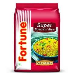 Fortune Super Basmati Rice, 1kg