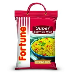 Fortune Super Basmati Rice, 5kg
