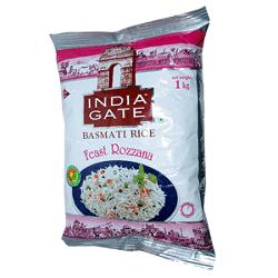 India Gate Basmati Rice-Feast Rozzana (1KG)