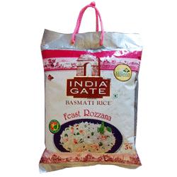 India Gate Basmati Rice-Feast Rozzana (5KG)