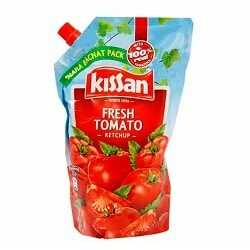 Kissan Fresh Tomato Ketchup 1 Kg Pouch