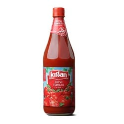 Kissan Fresh Tomato Ketchup 1 kg Bottle