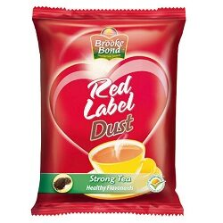 Red Label Dust Tea 250 gm