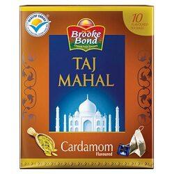 Taj Mahal Cardamom 10 Tea Bags
