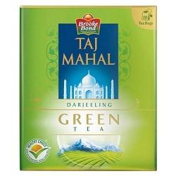 Taj Mahal Darjeeling Green 10 Tea Bags