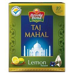 Taj Mahal lemon 10 Tea Bags
