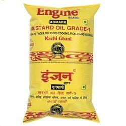 Engine Kachi Ghani Mustard Oil Pouch