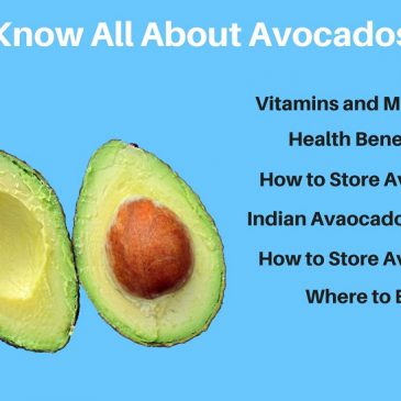 Nutritious Fruit: Why Should You Eat an Avocado A Day