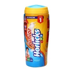 Junior Horlicks Original Flavor (Jar)