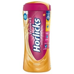Women's Horlicks Caramel Flavor (Jar)