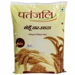 patanjali wheatc atta