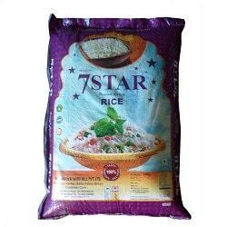 7 Star Premium Quality Rice