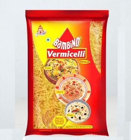 Bambino Vermicelli Non-roasted