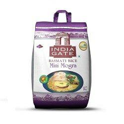 India Gate Mini Mogra Basmati Rice