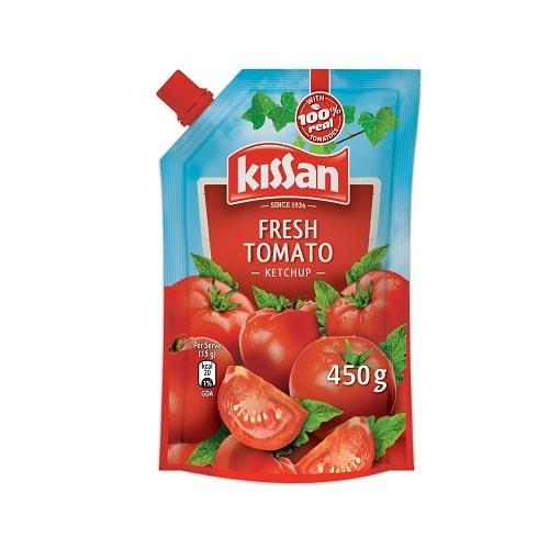 Kissan Fresh Tomato Ketchup 450g
