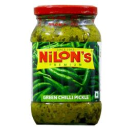 Nilon's Green Chilli Pickle