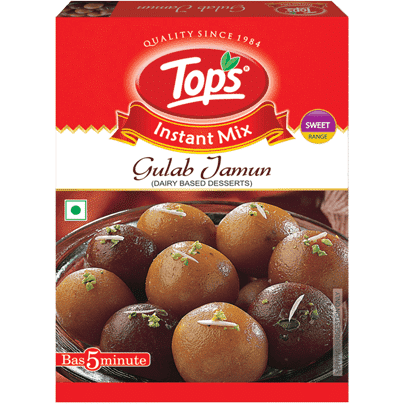 Tops Instant Mix Gulab Jamun