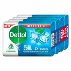 Dettol Cool Bar Soap