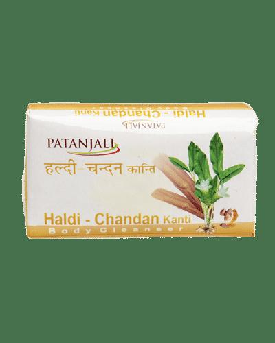 Patanjali Haldi Chandan Kanti Body Cleanser1