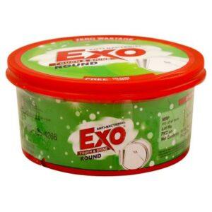 Exo Touch & Shine Anti-Bacterial Round Dishwash Bar