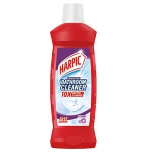 Harpic Floral Disinfectant Bathroom Cleaner