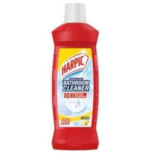 Harpic Lemon Disinfectant Bathroom Cleaner