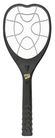 Hit Rechargable Anti-Mosquito Raquet with Led Light