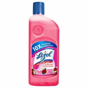 Lizol Floral Disinfectant Surface Cleaner